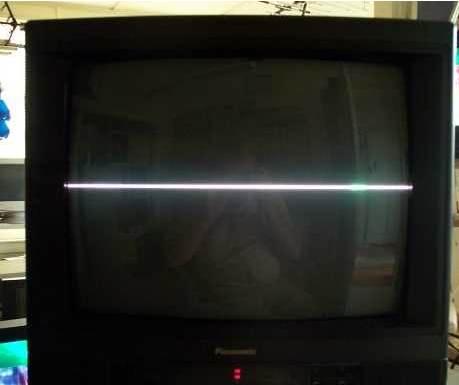 tv rusak vertikal panduan teknisi. Black Bedroom Furniture Sets. Home Design Ideas