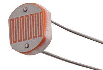 bentuk resistor LDR