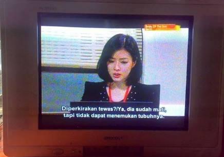 kerusakan tv sharp