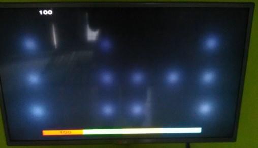 kerusakan LED TV ada bercak titik putih
