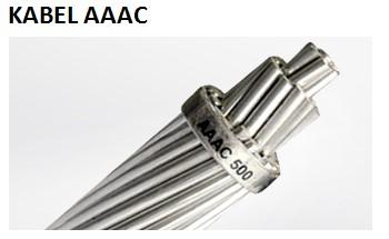 gambar kabel AAAC
