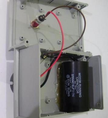 kapasitor penghemat listrik