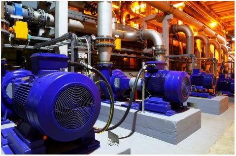 motor listrik di industri