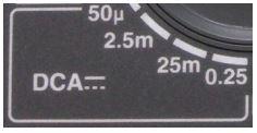 simbol voltmeter arus