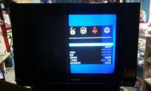 kerusakan TV Polytron LCD