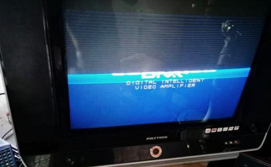 kerusakan TV Polytron