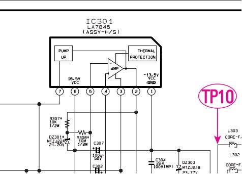 Penyebab ic vertikal pada tv jebol terus panduan teknisi rangkaian ic vertikal ccuart Choice Image