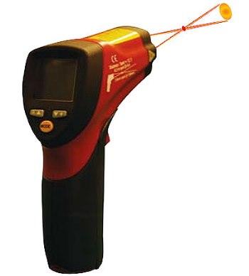 thermometer inframerah