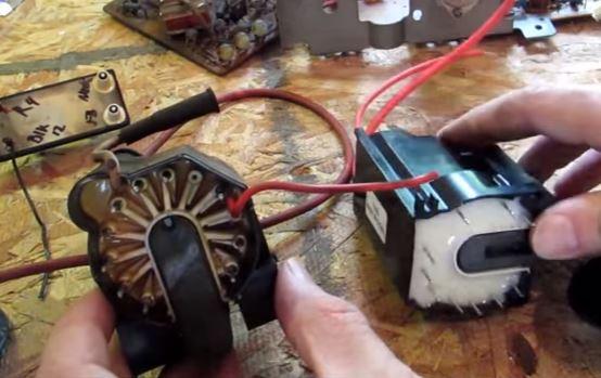 penggantian komponen rusak