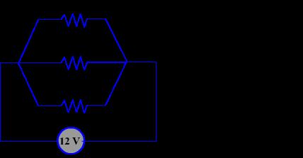 rumus rangkaian paralel