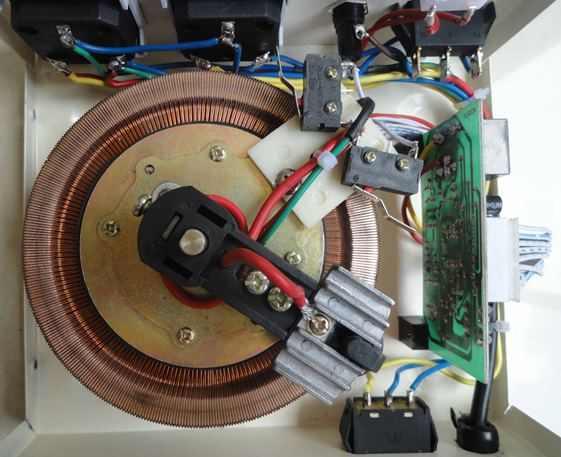 jenis stabilizer motor