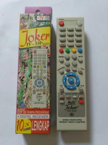 Kode Remot TV Joker