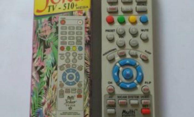Kode Remot TV Universal