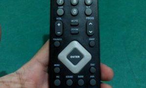 Kode Remote TV Polytron