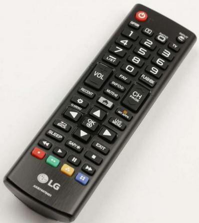 Kode Remot TV LG | Panduan Teknisi