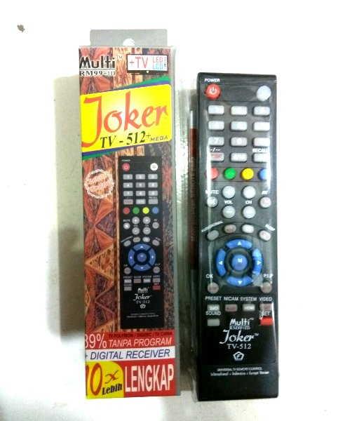 remote tv joker sharp