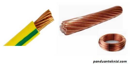 standar kabel grounding