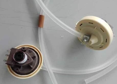water sensor mesin cuci samsung