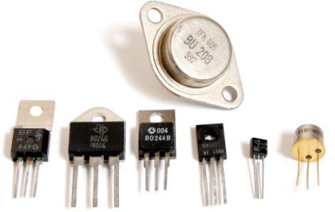 Gambar transistor