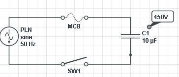 rangkaian alat penghemat listrik