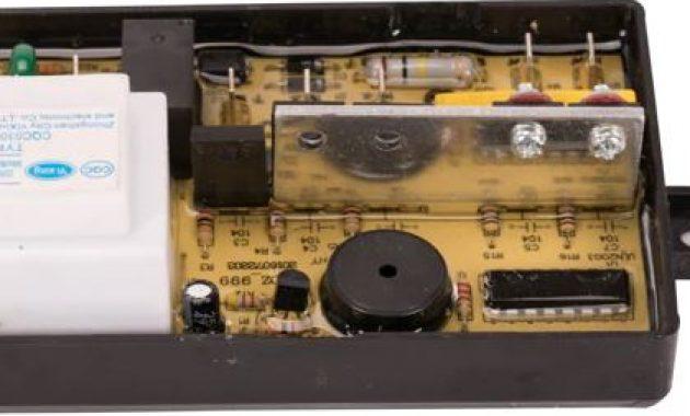 Isolator modul mesin cuci