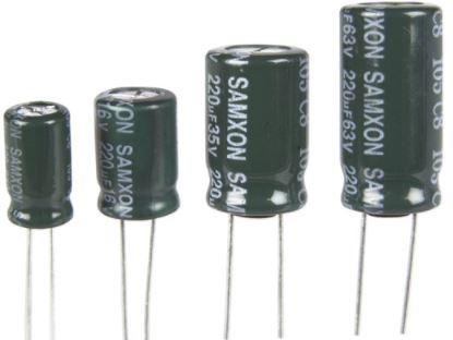 Fungsi Kapasitor Elektrolit