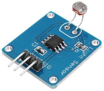 sensor LDR arduino