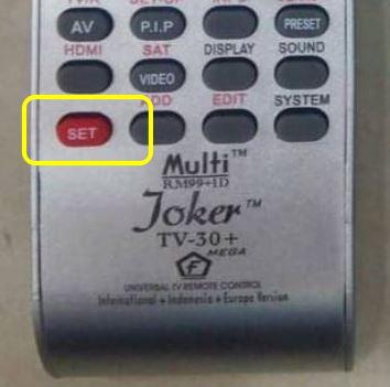 Kode Remot Joker Untuk Semua Merk Tv Panduan Teknisi