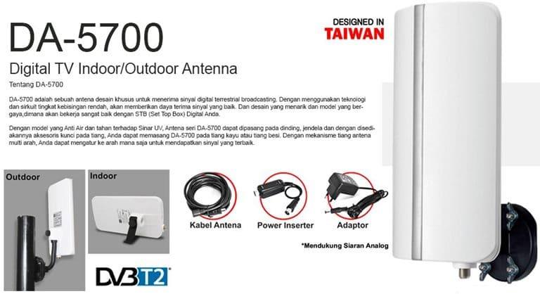 Antena PX DA-5700 Indoor Outdoor