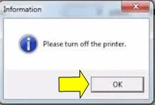 tutorial Epson L360 Resetter matikan printer