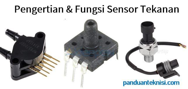 pengertian sensor tekanan
