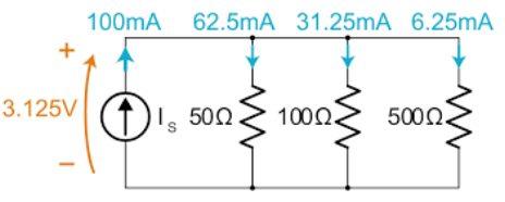 hambatan listrik rangkaian paralel
