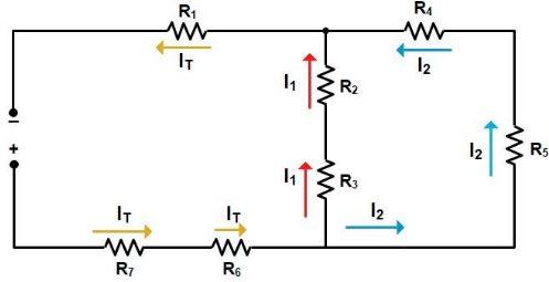 hambatan listrik rangkaian seri paralel